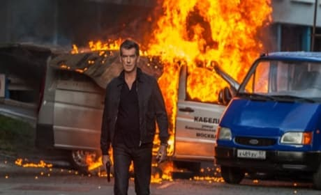 The November Man Trailer: Pierce Brosnan is Back in Action!