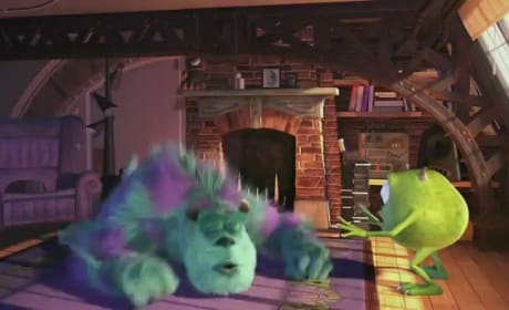 Monsters, Inc. 3D Trailer and Poster Drop
