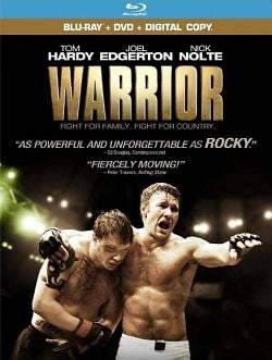 Warrior Blu-Ray