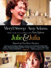 Julia & Julia Movie Poster