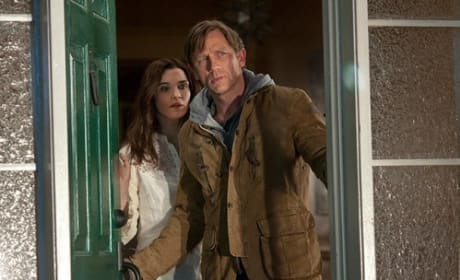 Daniel Craig and Rachel Weisz in Dream House