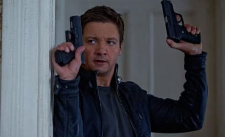 Jeremy Renner in The Bourne Legacy