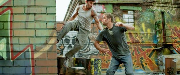 Brick Mansions Paul Walker David Belle