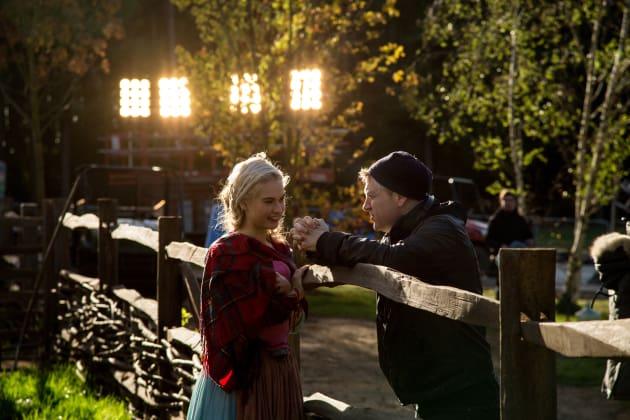 Lily James Kenneth Branagh Cinderella