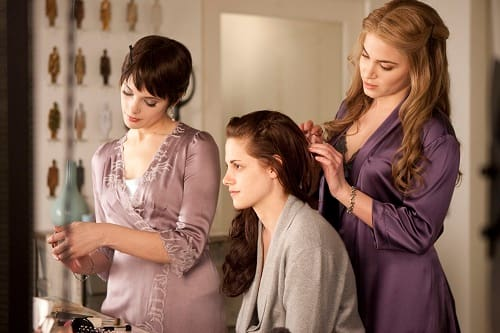 Bella Swan in Breaking Dawn Part 1