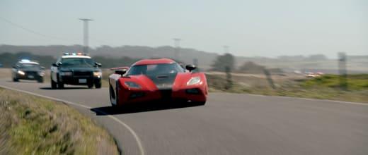 Need for Speed Racing Scene