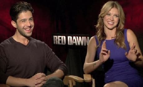 Red Dawn: Josh Peck and Adrianne Palicki on Updating Classic