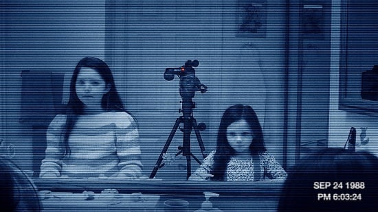 Paranormal Activity 3 Sisters