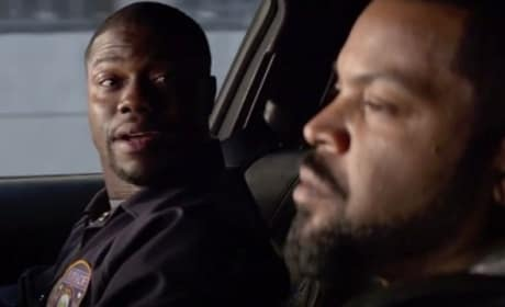 Ride Along Trailer: Kevin Hart Kisses Up to Ice Cube