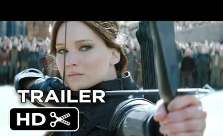 The Hunger Games: Mockingjay Part 2 Teaser Trailer is Here!!