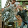 Brick Mansions Paul Walker David Belle