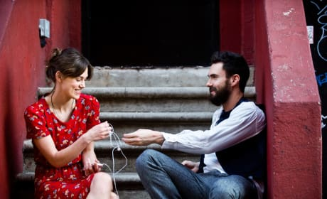 Begin Again Keira Knightley Adam Levine