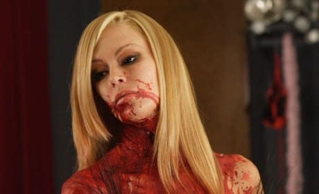 Jenna Jameson, Bloodied