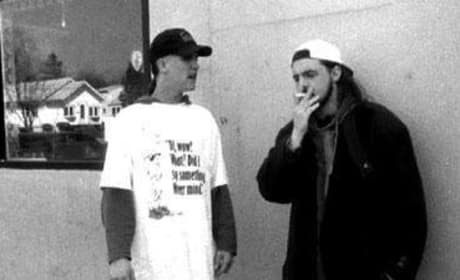 Jay and Silent Bob Loitering