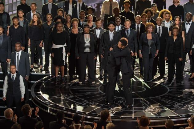 Glory Oscar Performance