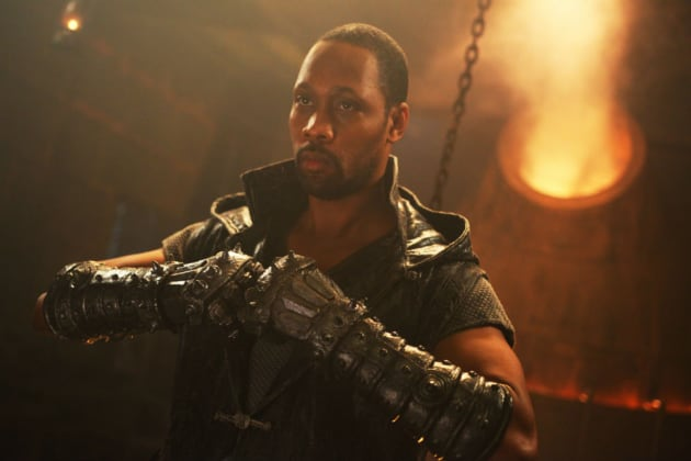 RZA The Man with the Iron Fists