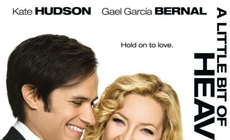 Kate Hudson and Gael Garcia Bernal Jump for Joy on Three Posters for A Little Bit of Heaven