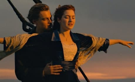 Titanic Screen Test Shows Kate Winslet and...Who??