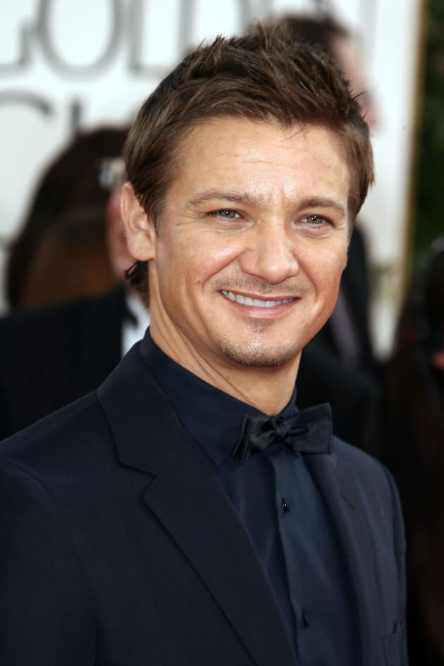 Oscar Nominated Jeremy Renner