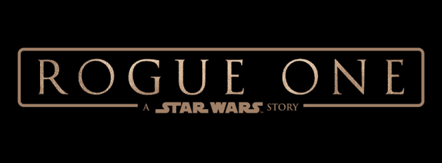 Star Wars: Rogue One Title