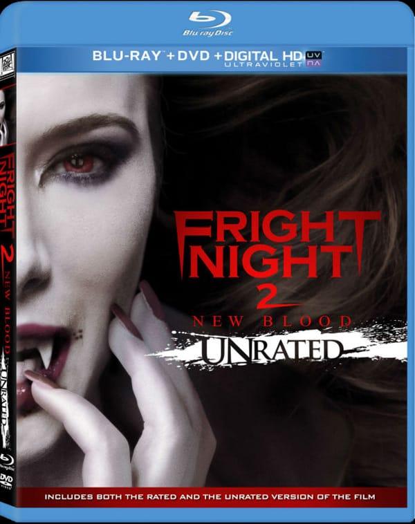 Fright Night 2 Blu-Ray