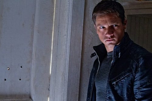 The Bourne Legacy Stars Jeremy Renner