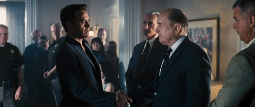 The Judge Robert Downey Jr. Robert Duvall