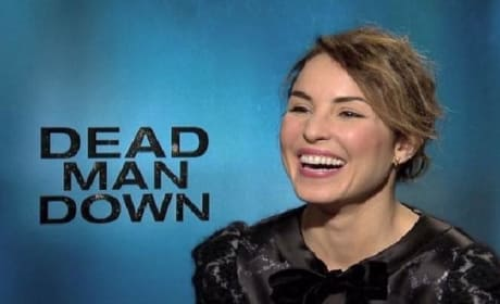 Noomi Rapace: From Girl with a Dragon Tattoo to Dead Man Down