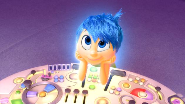 Pixar's Inside Out Amy Poehler