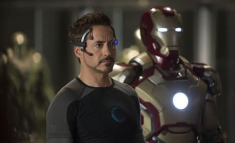 "Iron Man 4: Robert Downey Jr. Says ""We'll Ride That Thing"""