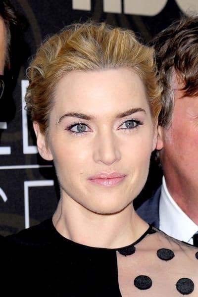 English Actress Kate Winslet