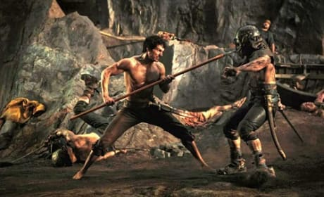 The Immortals Movie Review: Swords, Sandals and Spectacle