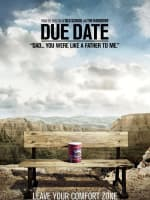 Due Date Bench Poster