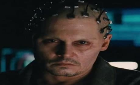 Transcendence Trailer: Johnny Depp Pushes Human-Computer Limits
