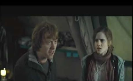 Harry Potter and the Deathly Hallows: Part 1 - Official Trailer 2