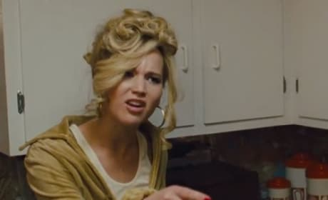 American Hustle Clip: Jennifer Lawrence Catches Fire