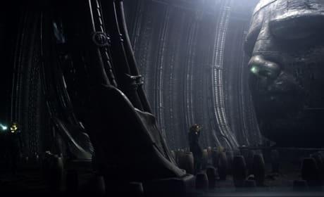 Noomi Rapace Stars in Prometheus
