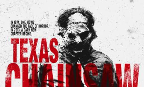 Texas Chainsaw 3D First TV Spot: He Was Wearing a Face...a Human Face