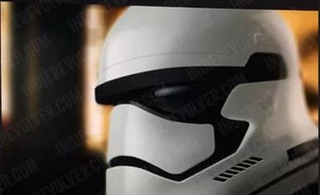 Star Wars Episode VII: Is This The Stormtrooper Helmet?