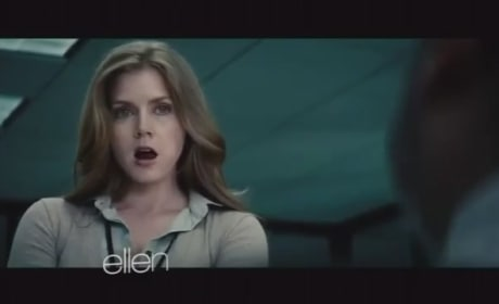 Man of Steel Clip: Lois Lane vs. Perry White