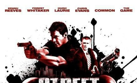 Street Kings Movie Poster