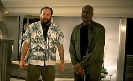 Bo Catlett and Bear