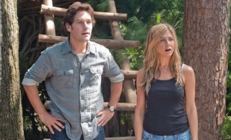 Wanderlust: Jennifer Aniston and Paul Rudd
