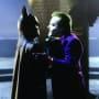 Jack Nicholson Michael Keaton Batman