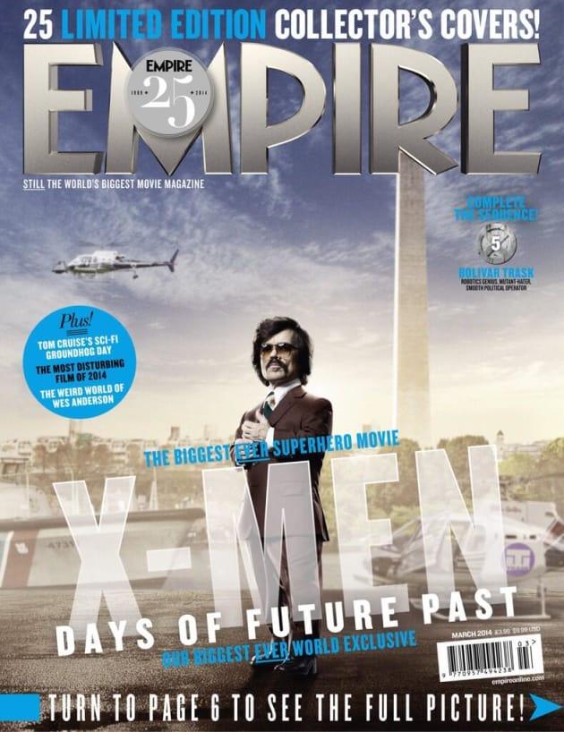 X-men Days of Future Past Bolivar Empire Cover