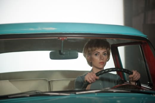 Scarlett Johansson as Janet Leigh in Hitchcock