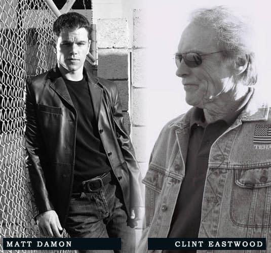 Clint and Matt