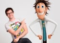 Cloudy with a Chance of Meatballs 2: SNL Reunion with Bill Hader & Andy Samberg!