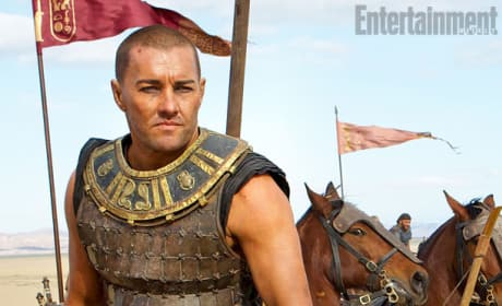 Exodus: Gods and Kings Joel Edgerton