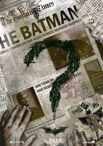 Dark Knight Sequel Teaser